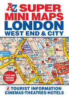 A-Z Super Mini Map: London West End &...