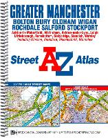 Greater Manchester Street Atlas