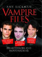 The Vampire Files: Heartthrobs and...