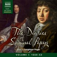 The Diary of Samuel Pepys: Volume 1