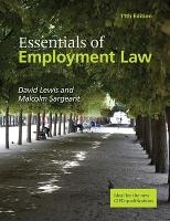 Employment Law: The Essentials