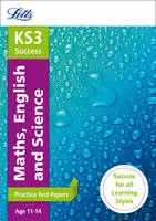 KS3 Maths, English and Science:...