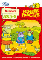 Numbers Age 3-5: Age 3-5