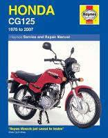Honda CG125 Service and Repair ...