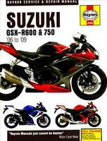 Suzuki GSX-R600 and 750 Service and...