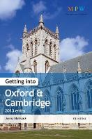 Getting into Oxford & Cambridge 2013...
