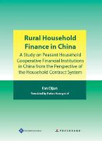 Rural Household Finance in Chinai: A...