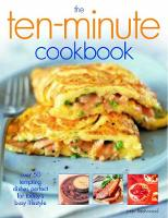 The Ten-Minute Cookbook