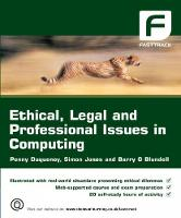 Ethical, Legal and Professional ...
