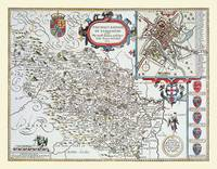 John Speed's Map of the West Riding ...