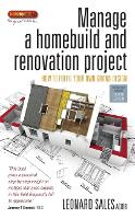 Manage a Homebuild and Renovation...