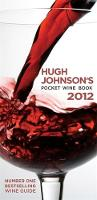 Hugh Johnson's Pocket Wine Book: 2012