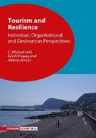 Tourism and Resilience: Individual,...