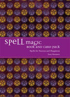 Spell Magic Book and Card Pack
