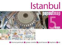 Istanbul Popout Map