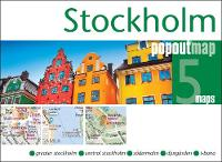 Stockholm Popout Map: Handy, Pocket...