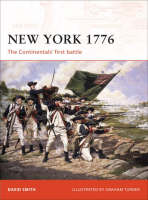 New York 1776: The Continentals First...
