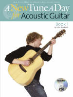 A New Tune a Day for Acoustic Guitar:...