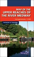 Map of the River Medway: Rochester to...