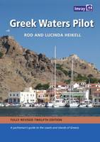Greek Waters Pilot: A Yachtsman's...