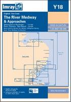 Imray Chart Y18: The River Medway and...