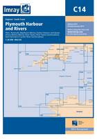 Imray Chart C14: Plymouth Harbour and...