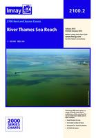 Imray Chart 2100.2: River Thames Sea...