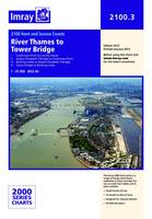 Imray Chart 2100.3: The River Thames ...