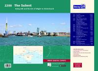 Imray Chart Atlas 2200: Solent -...