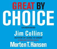 Great by Choice: Uncertainty, Chaos...
