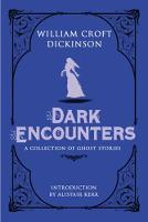 Dark Encounters: A Collection of ...
