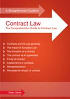 A Straightforward Guide to Contract Law