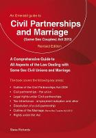 Civil Partnerships and Marriage: Same...