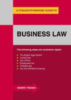 Business Law: A Straightforward Guide