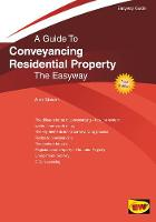 Conveyancing Residential Property: ...