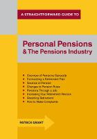 Personal Pensions and the Pensions...