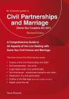 Civil Partnerships And (same Sex)...