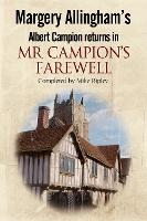 Margery Allingham's Mr Campion's...