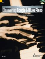Discovering Boogie & Blues Piano