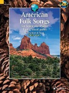American Folk Songs for Voice and...