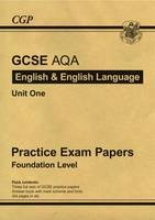 GCSE English AQA Practice Papers -...