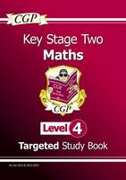 KS2 Maths Study Book - Level 4