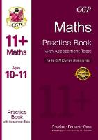 11+ Maths Practice Book with...