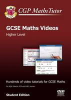 MathsTutor: GCSE Maths Tutorials DVD-ROM, Higher Level (PC/Mac)