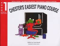 Chester's Easiest Piano Course - Book...