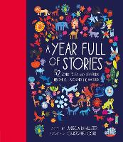 A Year Full of Stories: 52 Folk Tales...