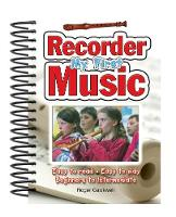 My First Recorder Music: Easy to Read...