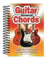 Advanced Guitar Chords: Easy-to-use,...