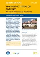 Photovoltaic Systems on Dwellings: ...