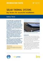 Solar Thermal Systems: Key Factors ...